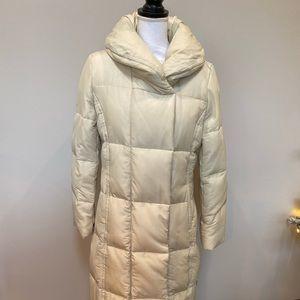 Size Medium Calvin Klein Long Down Puffer Coat